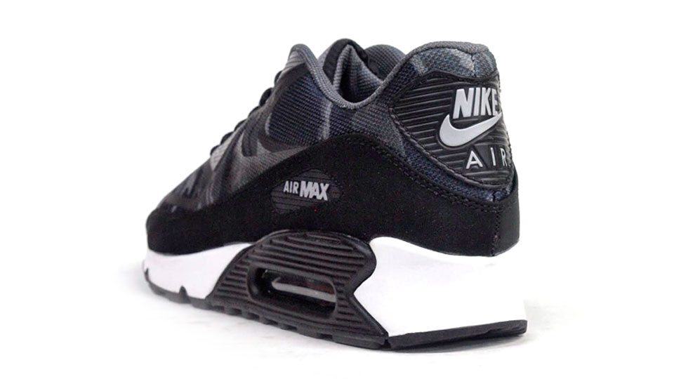 Nike Air Max 90 Black And White Camo
