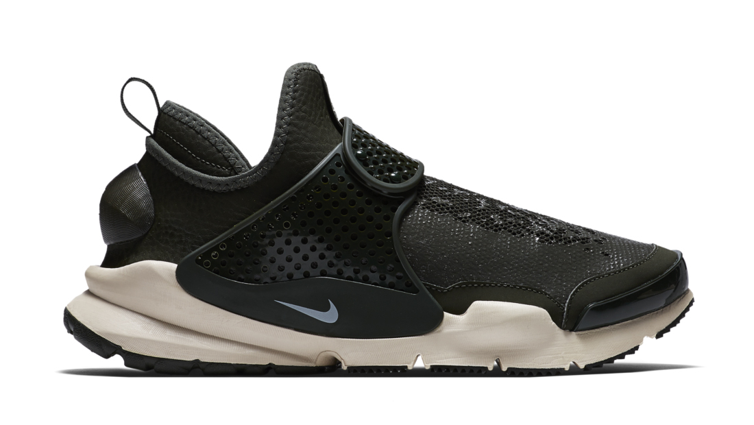 NikeLab Sock Dart Mid x Stone Island