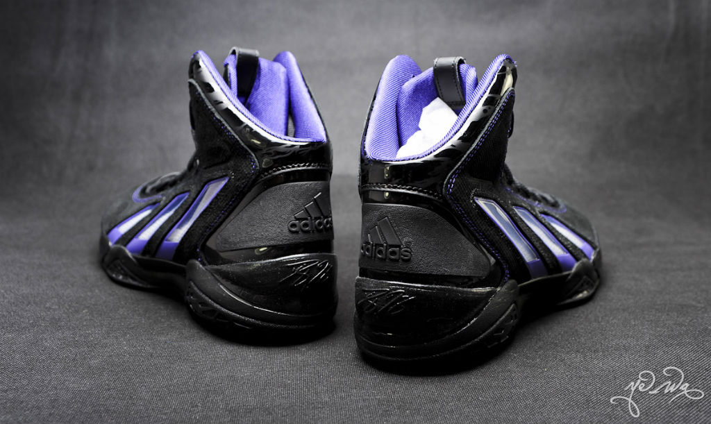 low priced 6f5e1 9dde0 adidas adiPower Howard 3 Lakers Away (3)