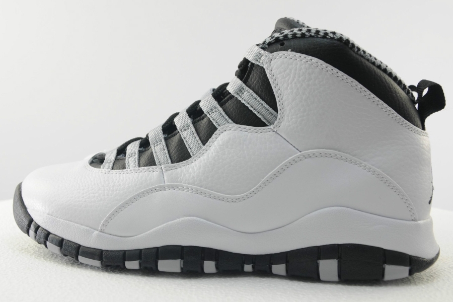 promo code 877f0 43bf9 Air Jordan 10 Retro - Steel Grey