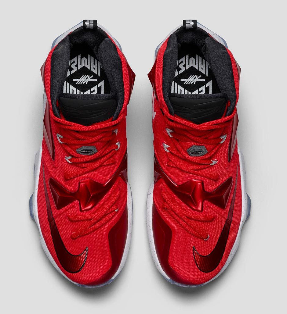 c27d37756693 This Nike LeBron 13 Has Been Pushed Back