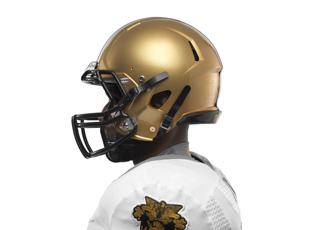 114th Army Nike Uniform helmet