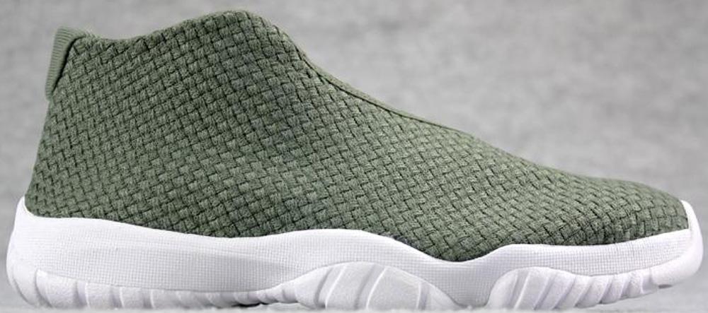 Jordan Future Iron Green/White