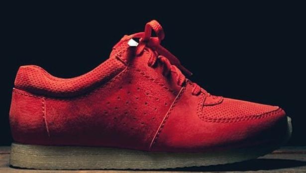 Clarks Kildare Super Red/Gum
