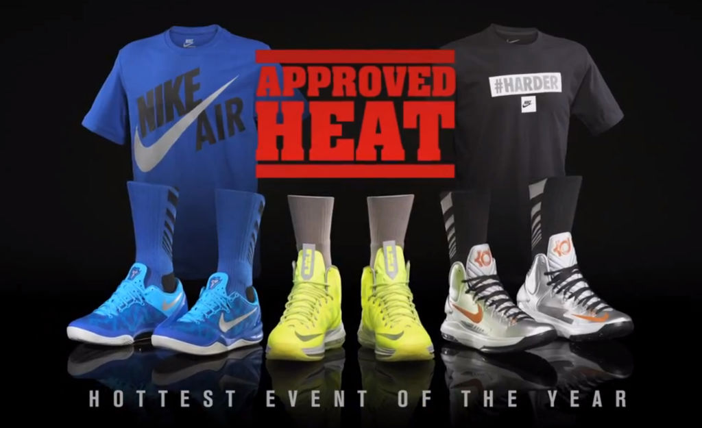 "Foot Locker - ""Entourage"" featuring James Harden & Kris Humphries Alternate Ending Approved Gear"