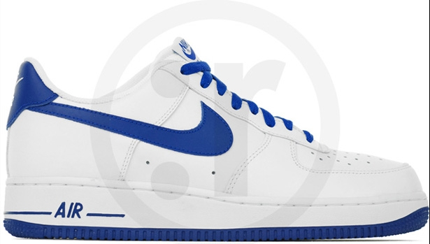 Nike Air Force 1 Low White/Old Royal