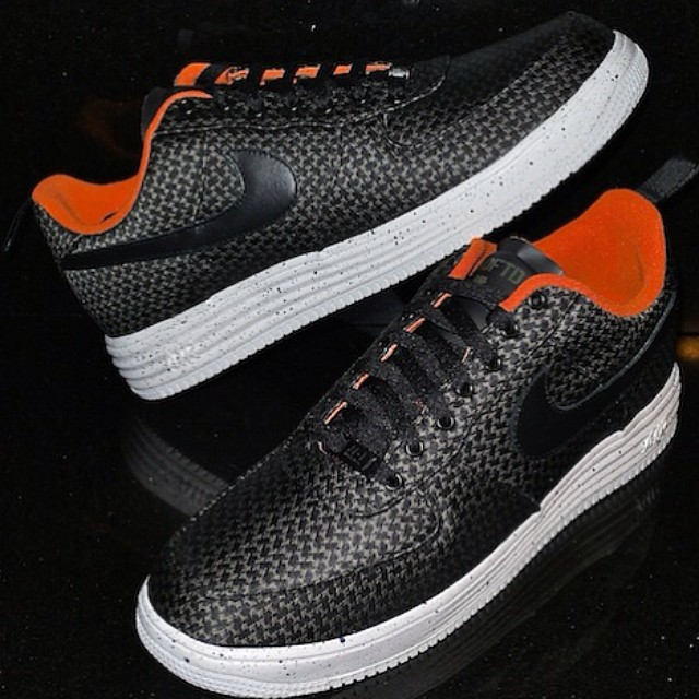 DJ Clark Kent Picks Up UNDFTD x Nike Lunar Force 1