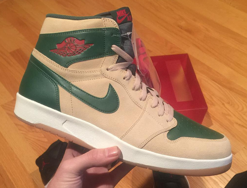 ceca712ec49 Here's a Closer Look at the 'Sand Dune' Air Jordan 1.5 | Sole Collector