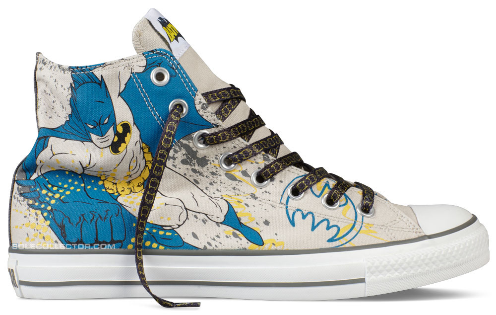 DC Comics x Converse Chuck Taylor All Star Batman (2)