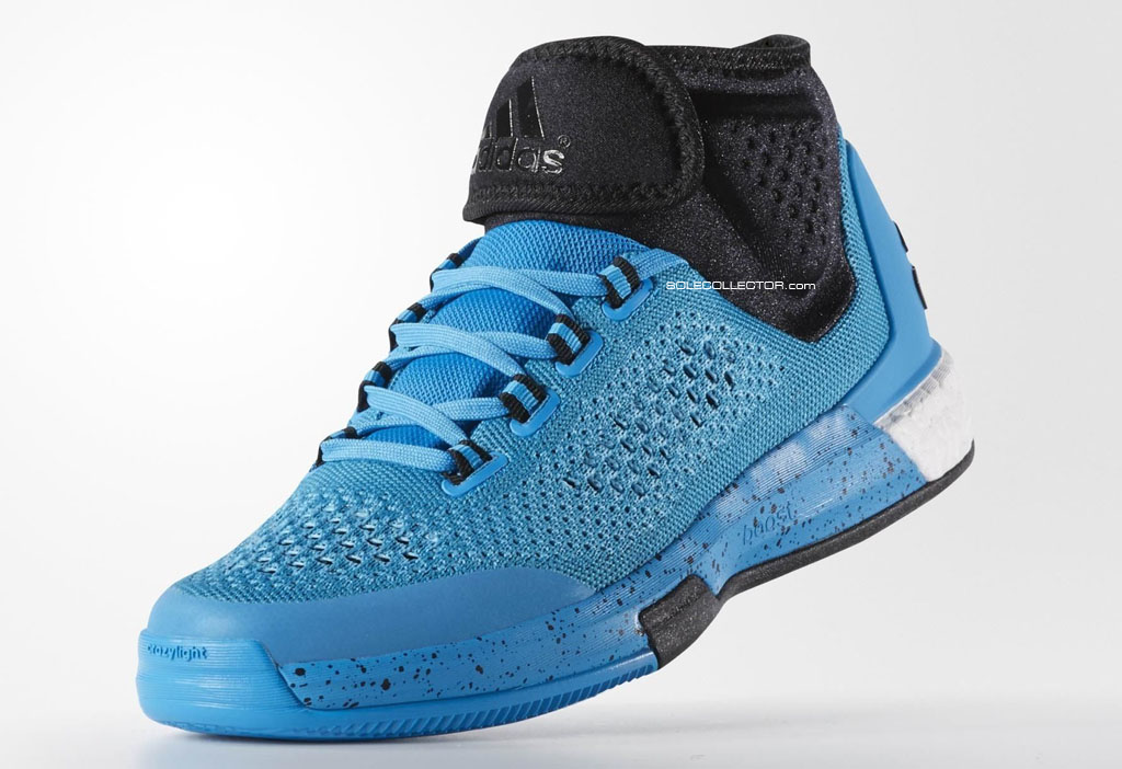 adidas Crazylight Boost 2015 Mid Blue (4)