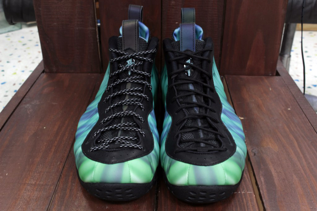 Best Cheap Nike Foamposite One All Star Mirror