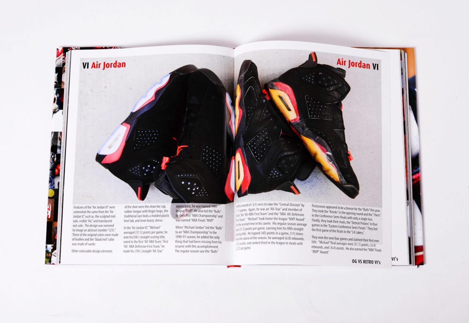 6e83d3fe34648 It's Your Last Shot to Own the Encyclopedia of Air Jordans | Sole ...