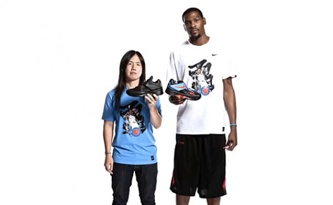 The 24 Best KD IV Colorways for Kevin Durant's 24th Birthday // Kevin Durant & Leo Chang