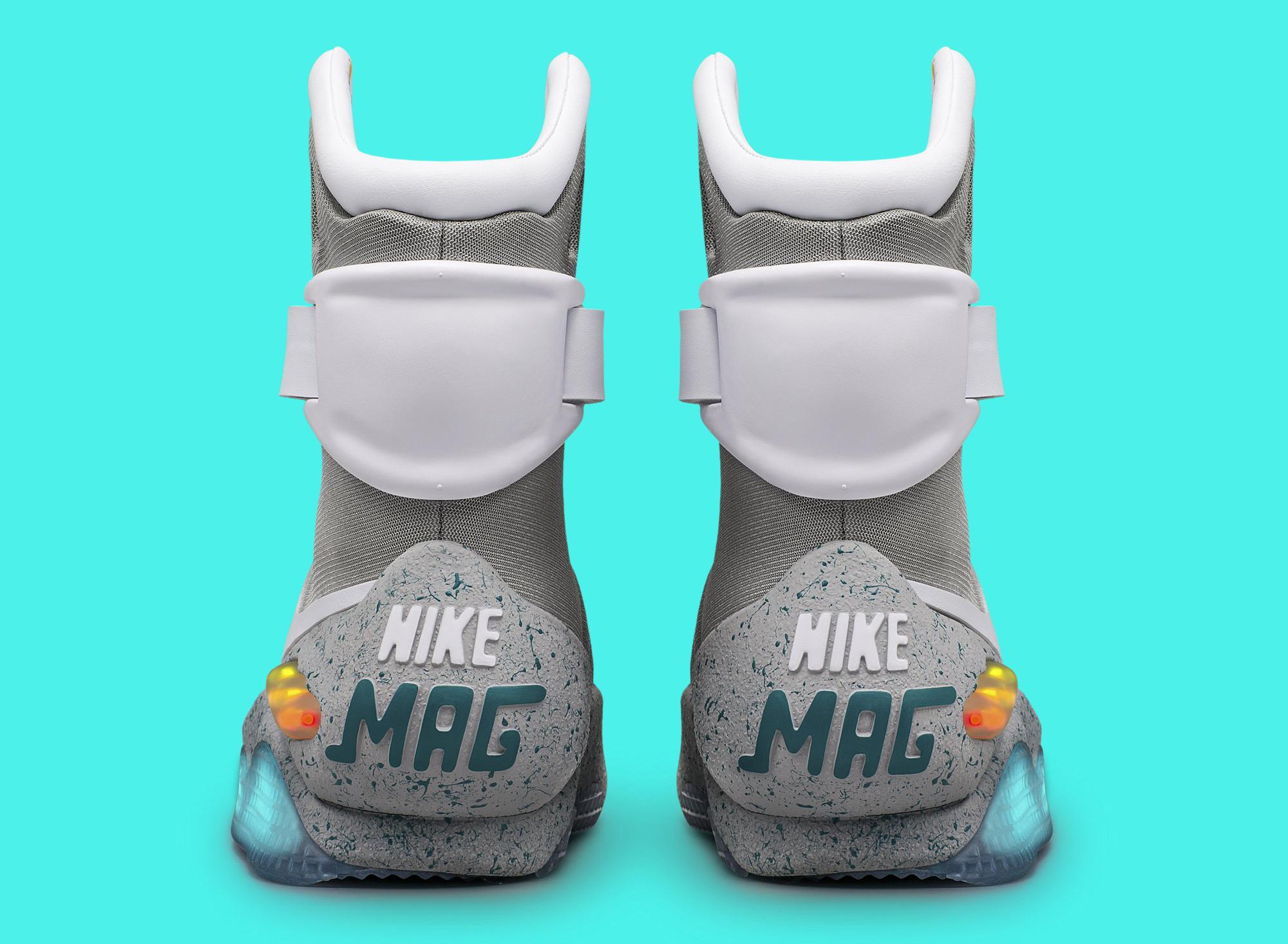 Nike Mag 2016 Heel