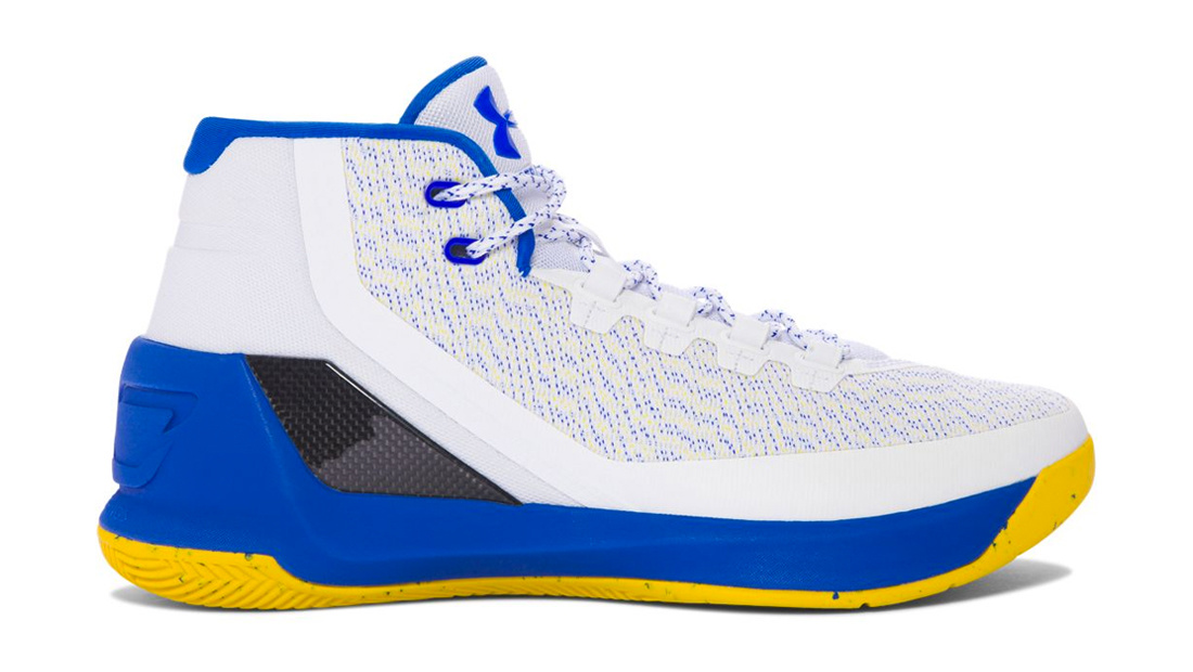 Under Armour Curry 3 Golden State Home Sole Collector Release Date Roundup 43aa0dc76