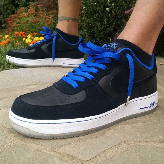 Nike iD Air Force 1 Low Space Jam