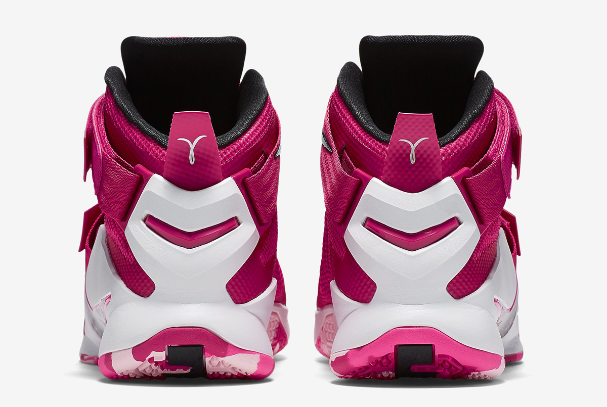 3621ff784cfd There s Another  Think Pink  Nike LeBron Coming