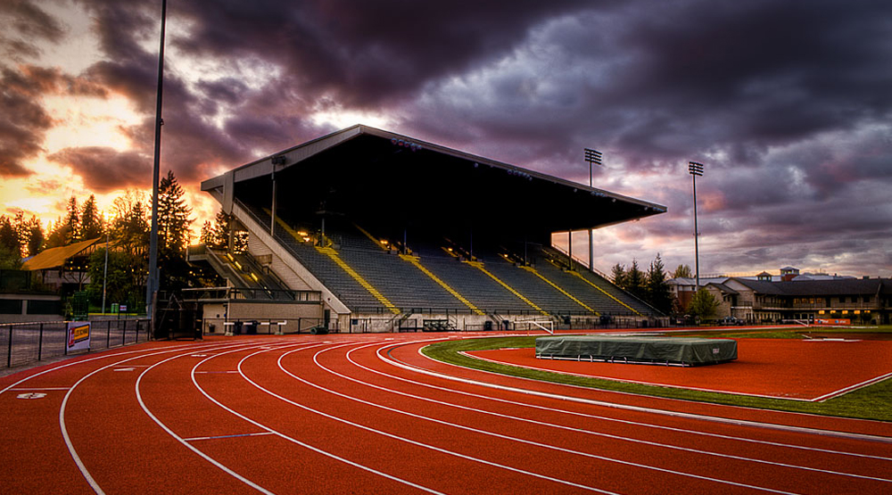 Hayward Field Oregon