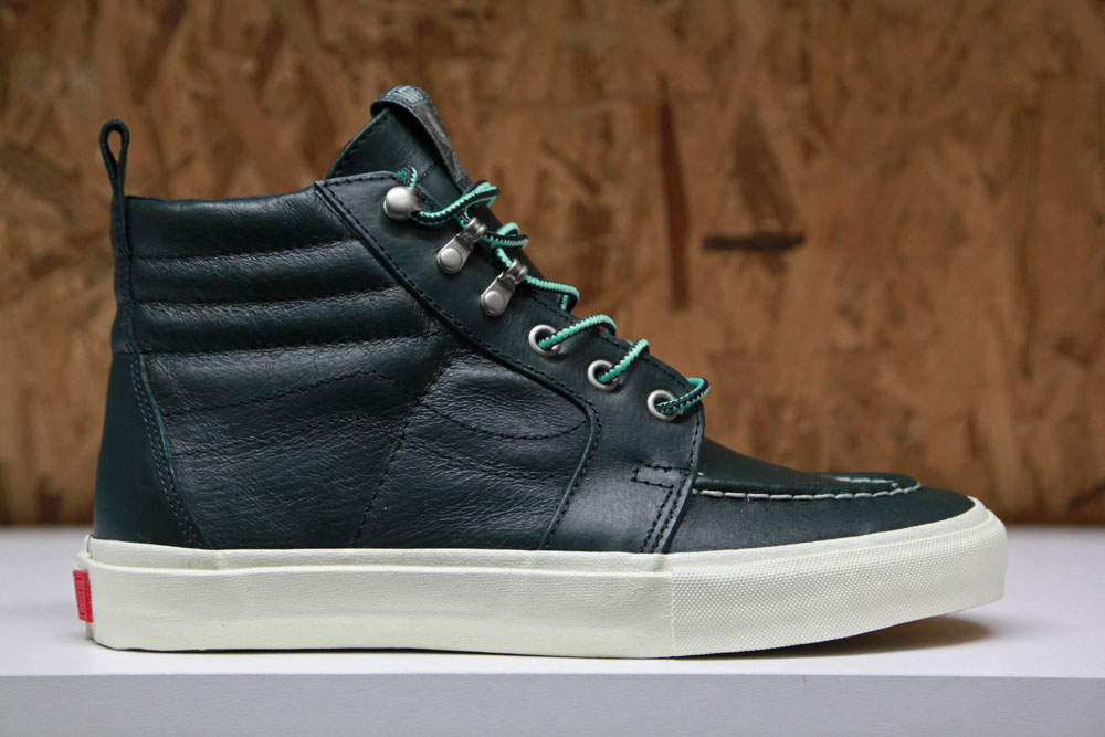 Mike Hill x Vans Syndicate Sk8-Hi Pro Boot S - New Images  1072409b7