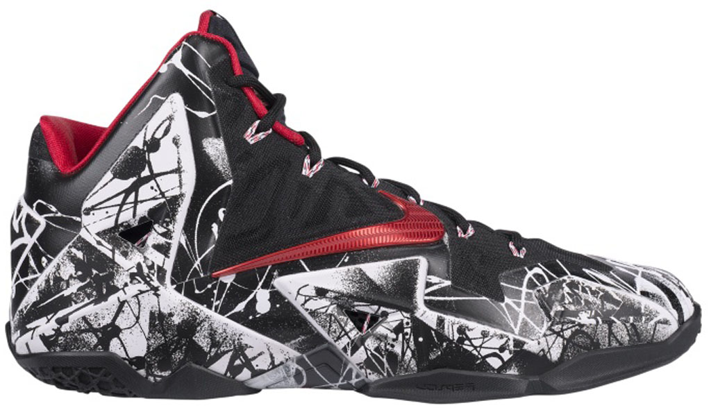 e816d89666ec9f Nike LeBron 11  The Definitive Guide to Colorways