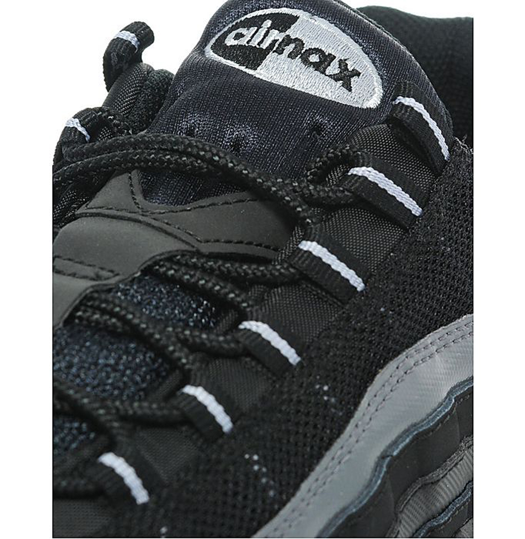 Nike Air Max 95 BlackWolf Grey JD Sports Exclusive