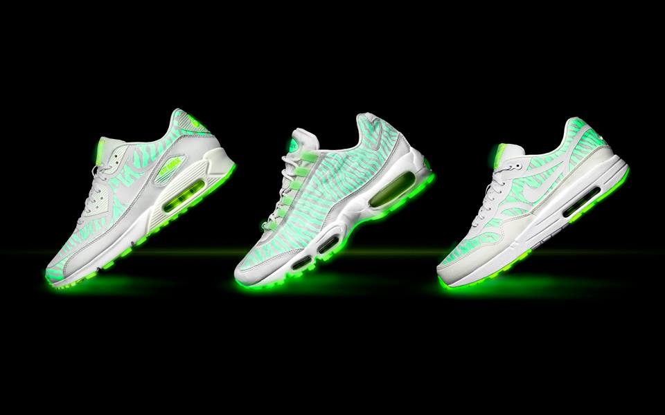 Nike Sportswear Air Max Glow Collection
