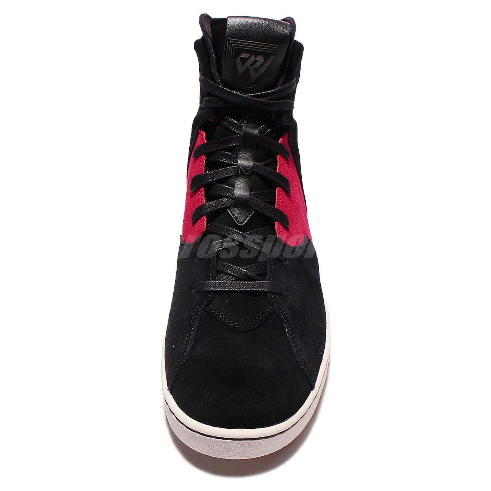 Jordan Westbrook 0.2 Black Red Front