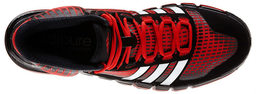 adidas Crazyquick Black Red White Speckle G66811 (5)