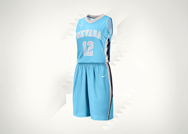 Nike N7 Uniform for Nevada Womens