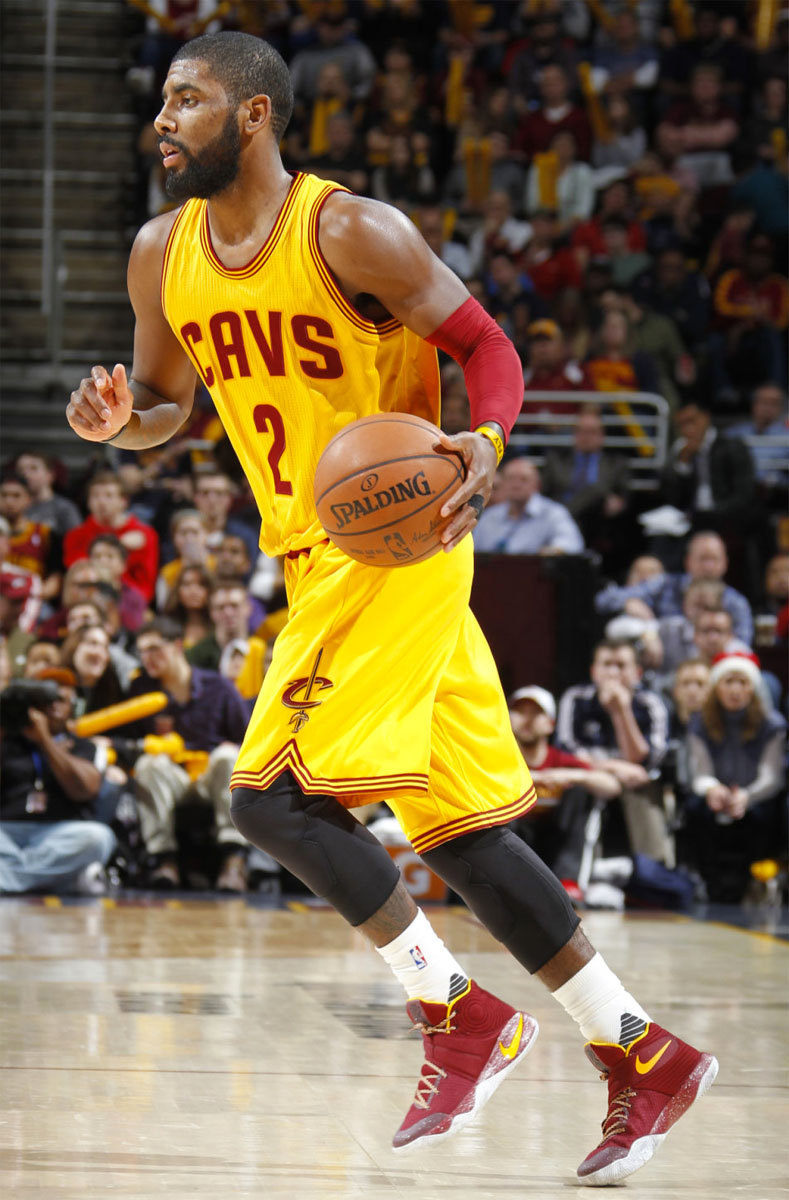 a58aedaff6b5 SoleWatch  Kyrie Irving Wears Another Nike Kyrie 2 PE