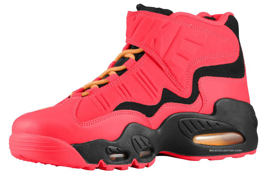 Nike Air Griffey Max 1 Black Crimson Release Date 354912-010 (2)