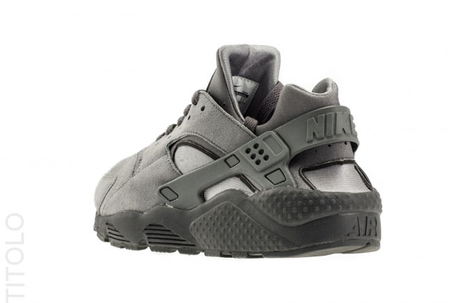 Nike Air Huarache in Cool Grey Dark Grey Anthracite