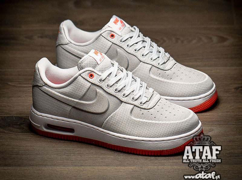 Air Bubble on This Nike Air Force 1