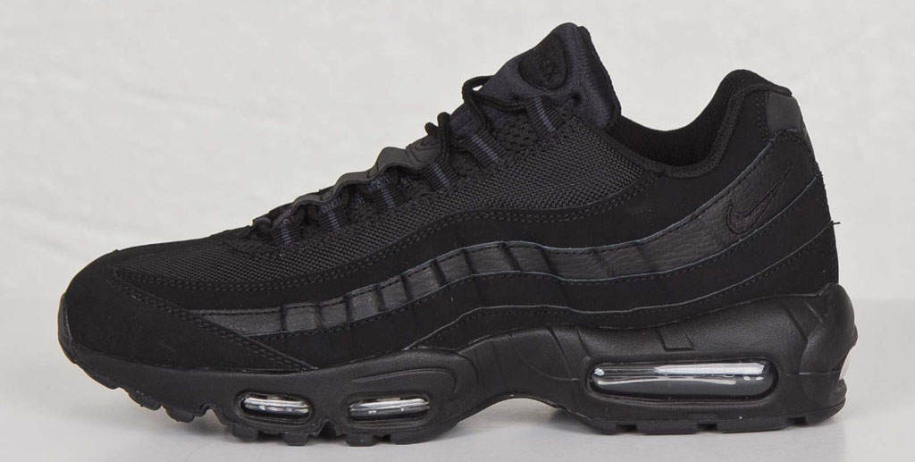 newest collection 15173 e203e ... ireland nike air max 95 black 2 0083c 058d2