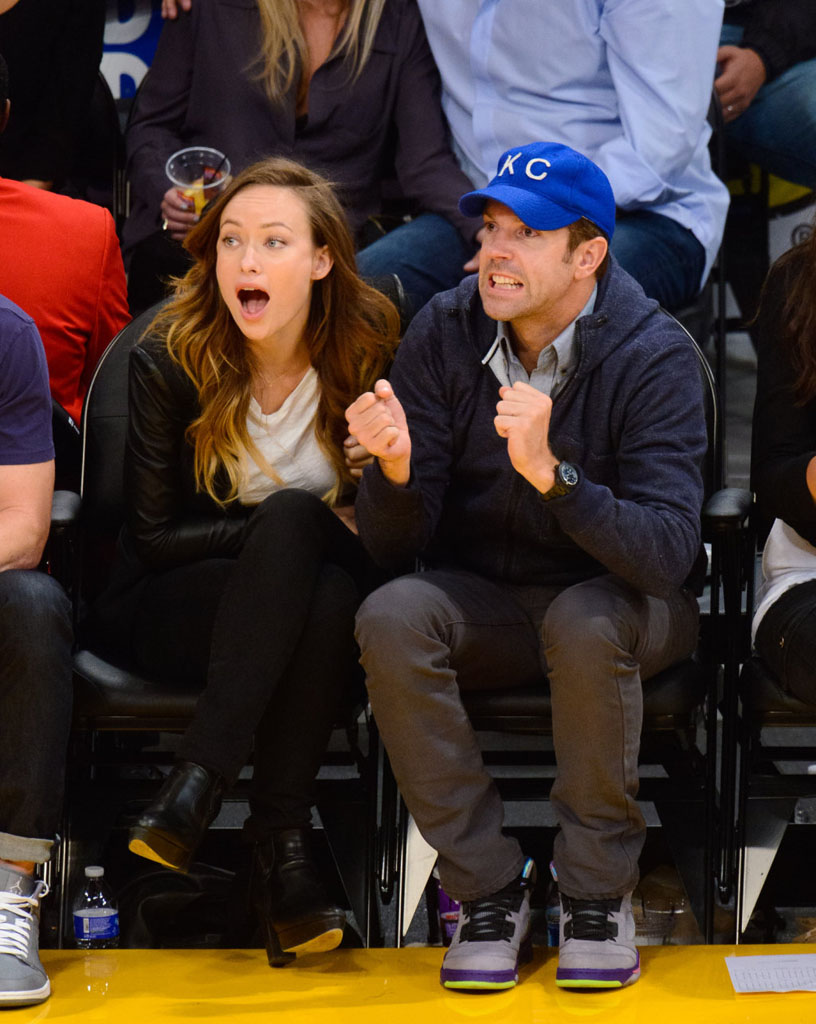 Jason Sudeikis Wearing 'Fresh Prince' Air Jordan 5 V (6)