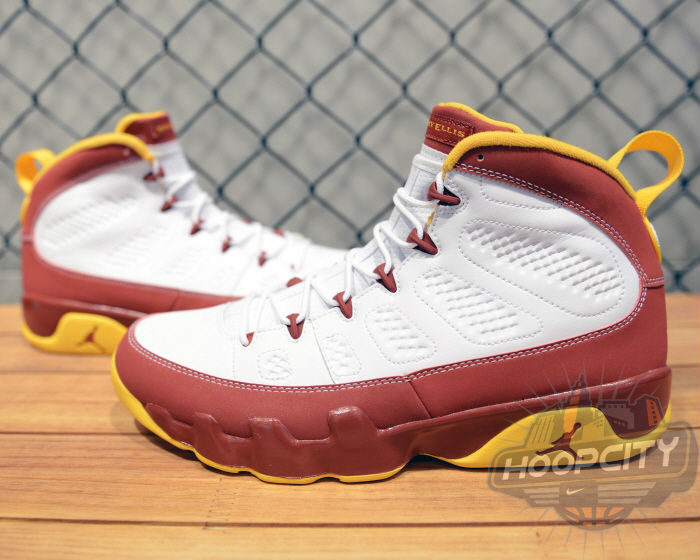 Air Jordan Retro 9 - Bentley Ellis | Sole Collector Jordan 9 Bentley Ellis