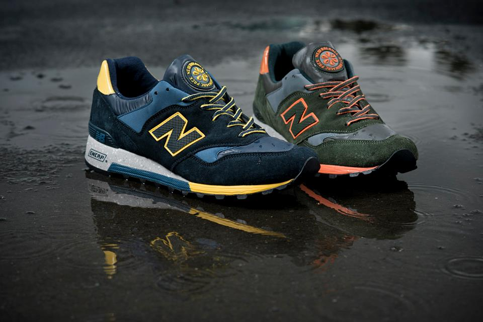 new balance made in england 577 rain mac pack