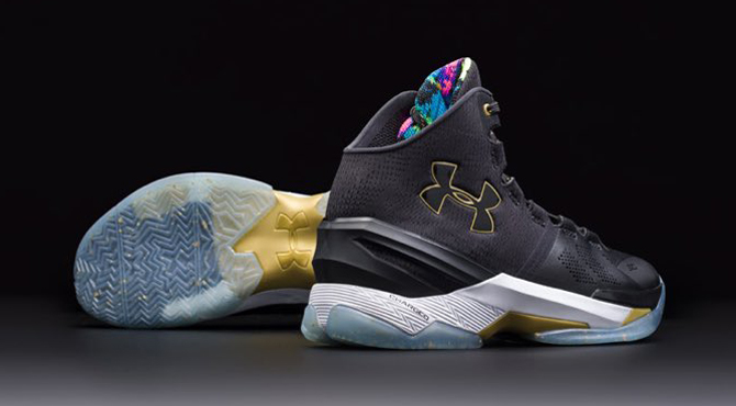Under Armour's New Steph Curry 'Chef' Shoe Gets Cooked WSJ