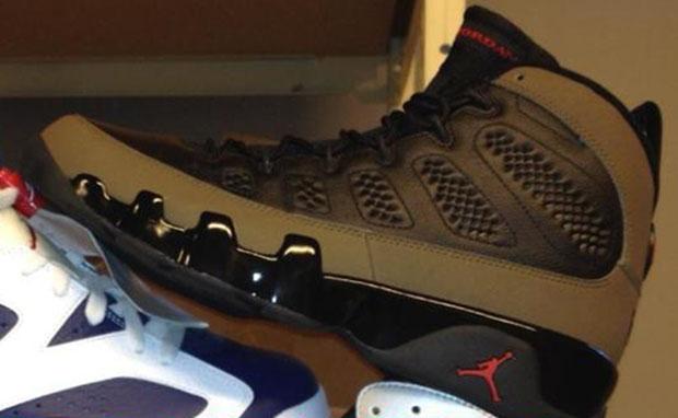 3c8f34a0fc72b Air Jordan IX 9 Olive 2012 Release Date 302370-020