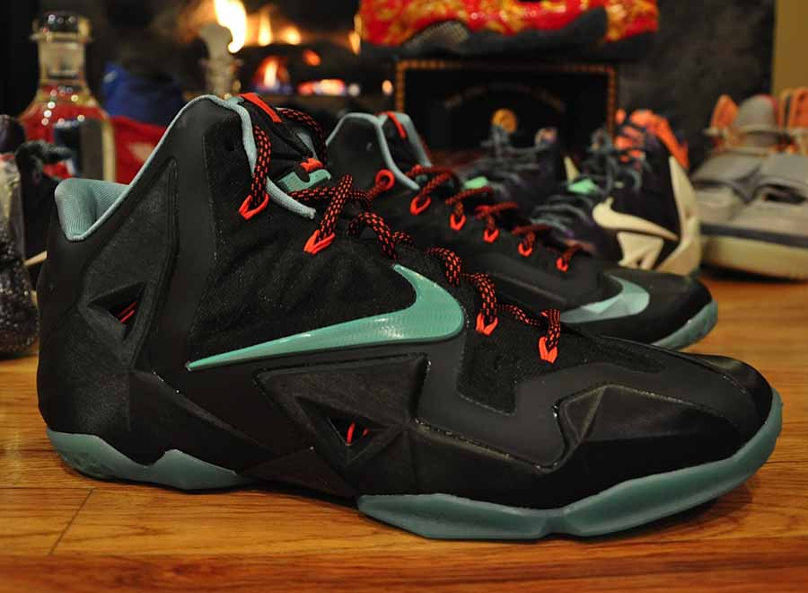 Nike LeBron 11 Royal Blue Black