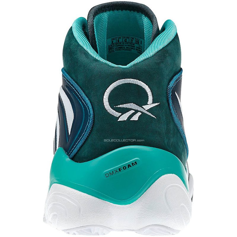Reebok Answer XIV 14 Green.Blue (4)
