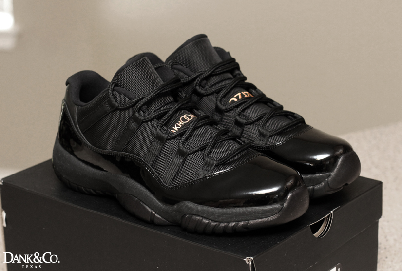 0901b42dbfb4c5 Somebody Is Getting Hitched in Custom Air Jordan 11 Lows