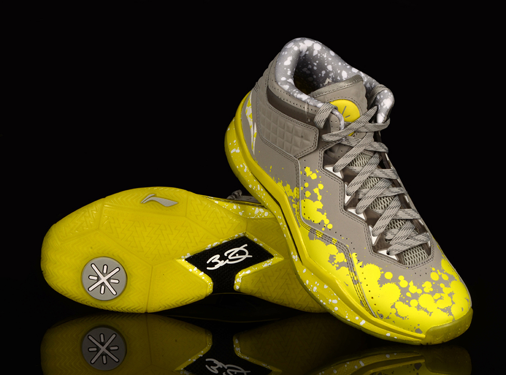 Li-Ning Way of Wade 3 Lemon Drip (2)