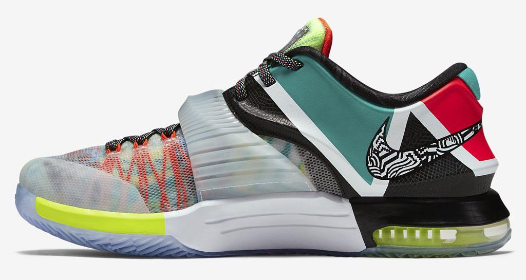 pretty nice 9f6f0 a57b3 Nike KD VII 7 SE What The 801778-944 (3)