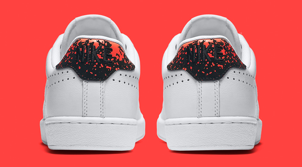 official photos fa2a9 4784f Nike Splashes Tennis Classics With Hot Lava   Sole Collector