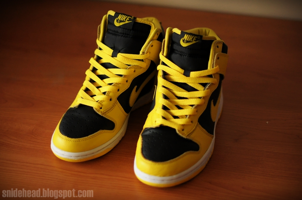 b98db98c3562 A Brief History of The  Be True To Your School  Nike Dunk Series ...