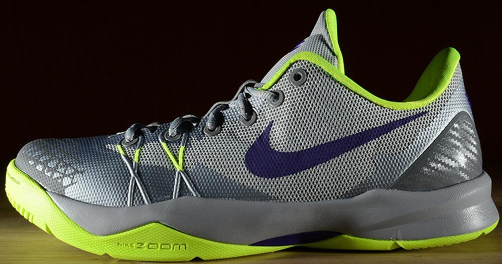Nike Zoom Kobe Venomenon 4 Wolf Grey/Court Purple-Volt-Cool Grey
