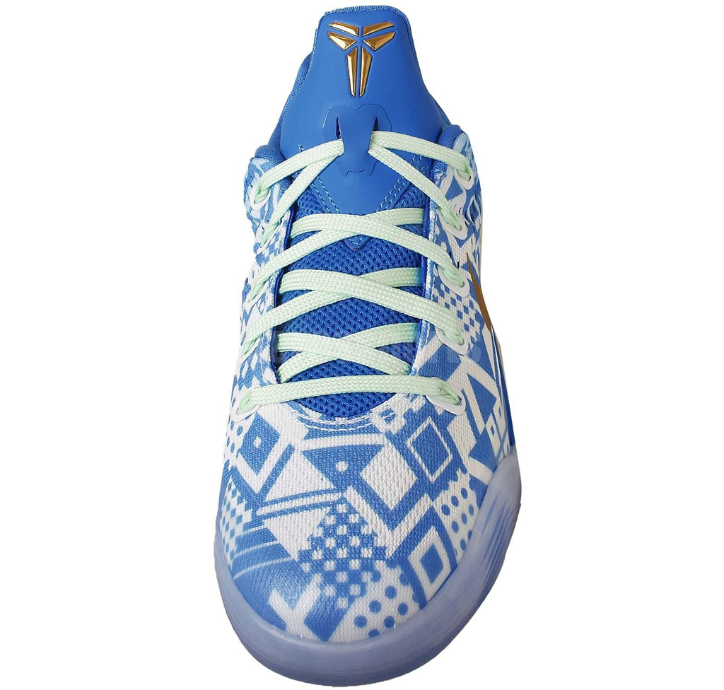 separation shoes 07e6b c0d2b Nike Kobe IX 9 EM GS Hyper Cobalt Release Date 653593-400 (6)