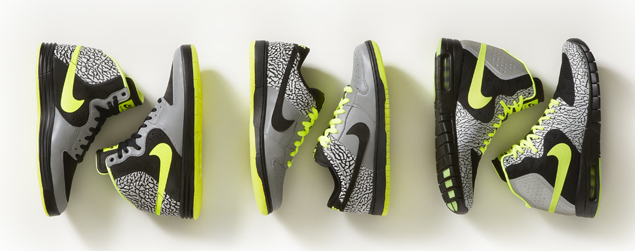 Nike SB Volt Collection