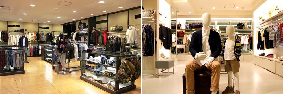 d82449c13890fa Shop Guide Tokyo Isetan Mens